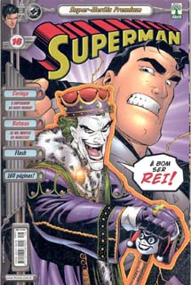 SUPERMAN PREMIUM n°16 - EDITORA ABRIL